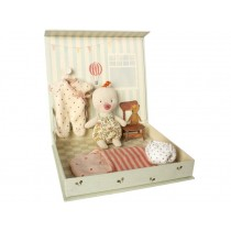 Maileg Ginger Family BABY Set (Size 1)