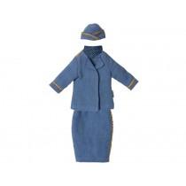 Maileg Ginger Family Mum's SET Stewardess-Suit
