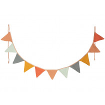 Maileg GARLAND with 11 Flags Small
