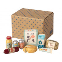 Maileg GROCERY BOX for Dollhouse