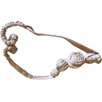 Maileg Hair Band Roses gold