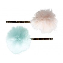 Maileg Bobby Pins Powder/Mint