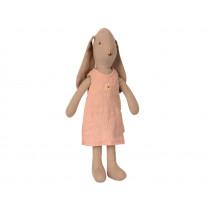 Maileg Bunny DRESS Rose (Size 1)
