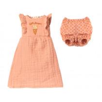 Maileg DRESS Rose (Size 3)