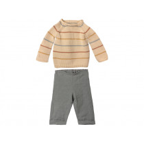 Maileg Doll Set SWEATER and PANTS (Size 5)