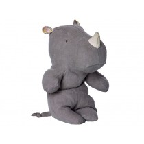 Maileg Safari Friends Rhino grey small