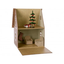 Maileg Mouse GINGERBREAD DOLLHOUSE