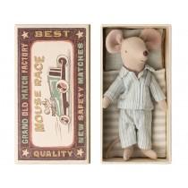 Maileg Mouse Big Brother in Box PYJAMA