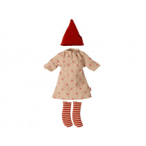 Maileg Mouse CHRISTMAS CLOTHES Medium Girl