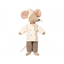 Maileg Dad Mouse CHEF