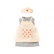 Maileg NURSE CLOTHES for Mum Mouse