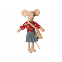 Maileg Mum Mouse CHEESE BAG