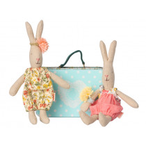Maileg Micro Rabbit with Suitcase