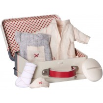 Maileg Micro Set NURSE and DOCTOR SUITCASE
