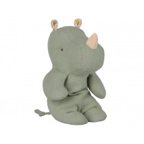Maileg Small Safari Friends RHINO dusty green