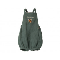 Maileg OVERALLS green (Size 5)