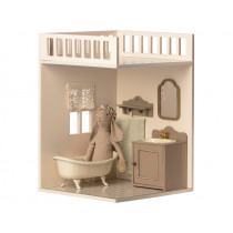 Maileg Bonusroom for Dollhouse BATHROOM