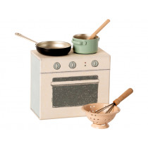 Maileg COOKING SET for Doll House