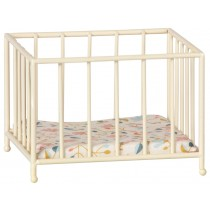 Maileg Metal PLAYPEN for My white