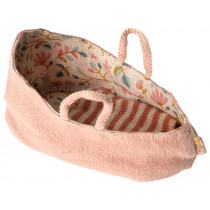 Maileg Carry Cot MY misty rose