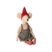 Maileg CHRISTMAS MOUSE Girl maxi