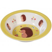 Rexinter melamine bowl Honey the Hedgehog