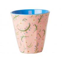RICE Melamine Cup DELIGHTFUL DAISY