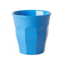 RICE Melamine Cup ocean blue