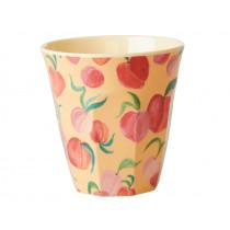 RICE Melamine Cup PEACH