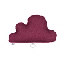 Mellipou Music Box XL Cloud Coline AMELIE ruby red