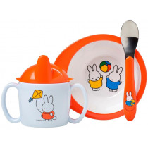 Mepal 3-Piece Baby Gift Box MIFFY PLAY