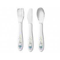 Mepal 3-Piece Cutlery Set MIFFY CONFETTI
