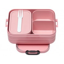 Mepal bento lunch box take a break midi PINK