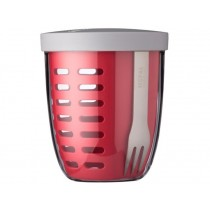 Mepal Fruitpot Ellipse RED