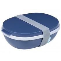 Mepal Lunchbox Ellipse Duo BLUE