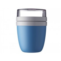 Mepal Lunchpot Ellipse AQUA