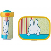 Mepal Lunch box set with travel mug MIFFY