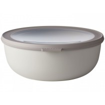Mepal multi bowl Cirqula 2250 ml BEIGE