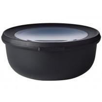 Mepal multi bowl Cirqula 750 ml BLACK