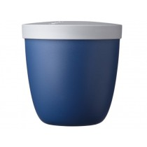 Mepal Snackpot Ellipse 500 ml BLUE