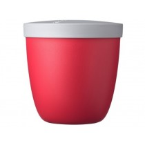 Mepal Snackpot Ellipse 500 ml RED