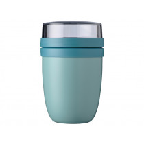Mepal Thermo Lunchpot Ellipse NORDIC GREEN