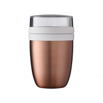 Mepal Thermo Lunchpot Ellipse ROSE GOLD