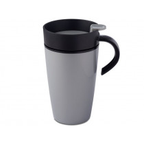 Mepal thermo mug automatic 275 ml SILVER