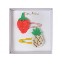 Meri Meri Hair Clips FRUIT