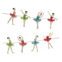 Meri Meri Little Dancers Party Garland