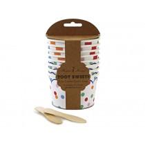 Meri Meri Toot Sweet Candy Ice Cream Cups