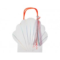 Meri Meri Mermaid Shell Party Bags