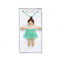 Meri Meri Doll Necklace LILA