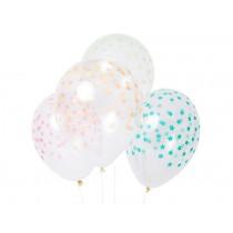 Meri Meri Balloons mixed stars